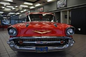 1957 Chevrolet Bel Air 150  Two Door Sedan