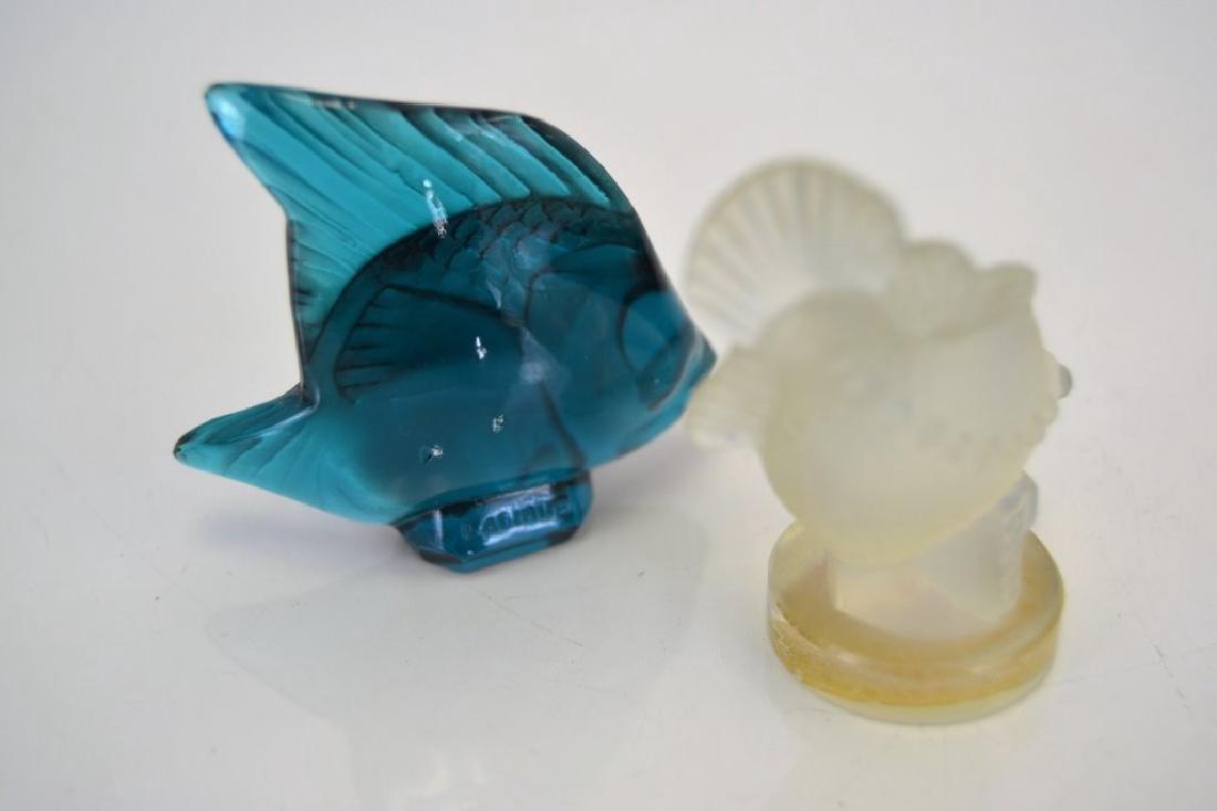 Lalique Fish and Sabino Fish - 3
