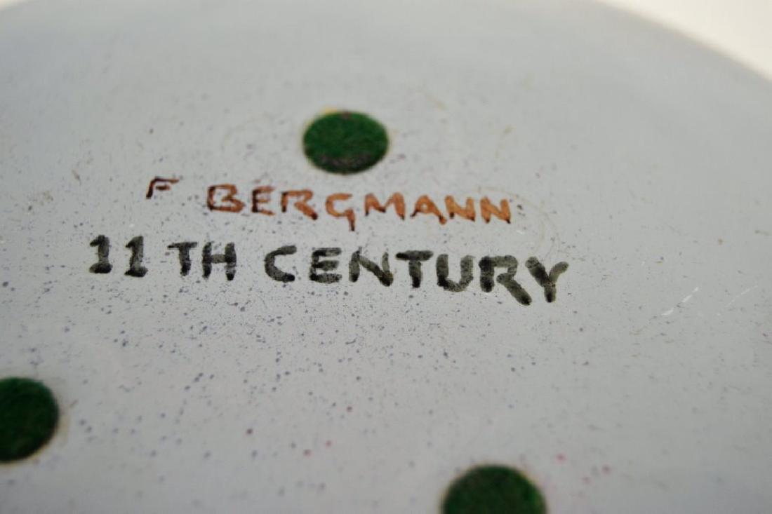 Fran Bergman Enamel Bowl - Signed - 4