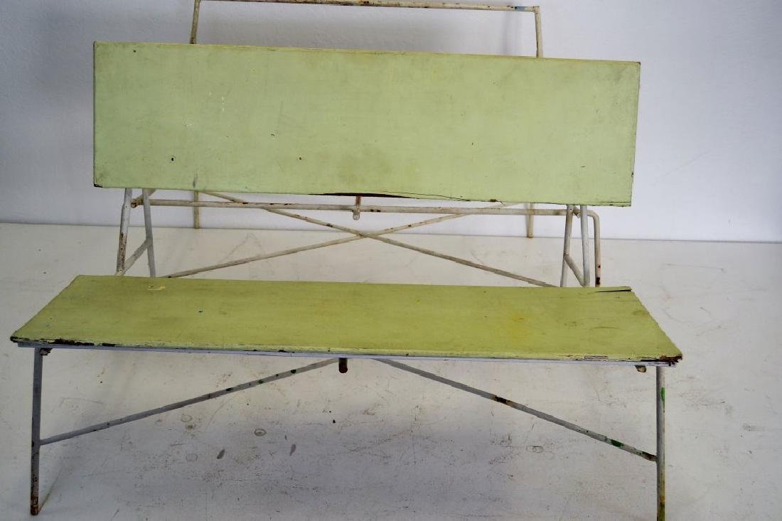 Pair Luther Conover Benches - 2