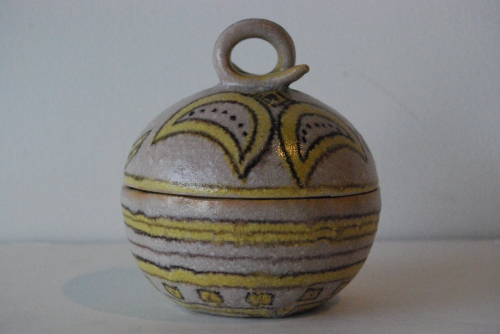 6: Gambone Covered Jar