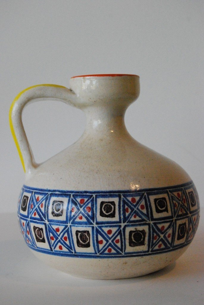 9: Gambone Colored jug