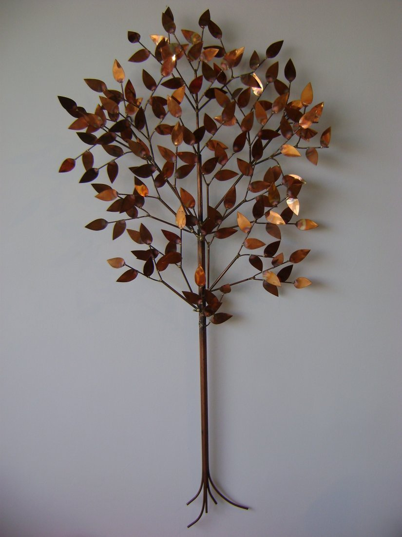 "23: Jere ""Tree"" Wall Sculpture"