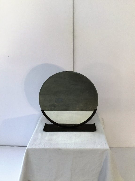 Norman Bel Geddes Round Table Mirror For Simmons