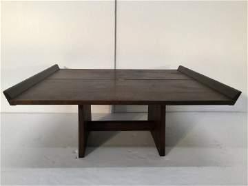 "George Nakashima Rare & Early ""Milk House"" Table 1955"
