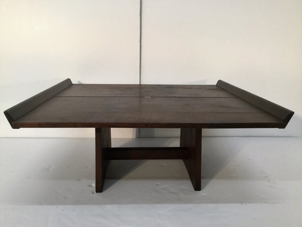 "George Nakashima Rare & Early ""Milk House"" Table 1955"