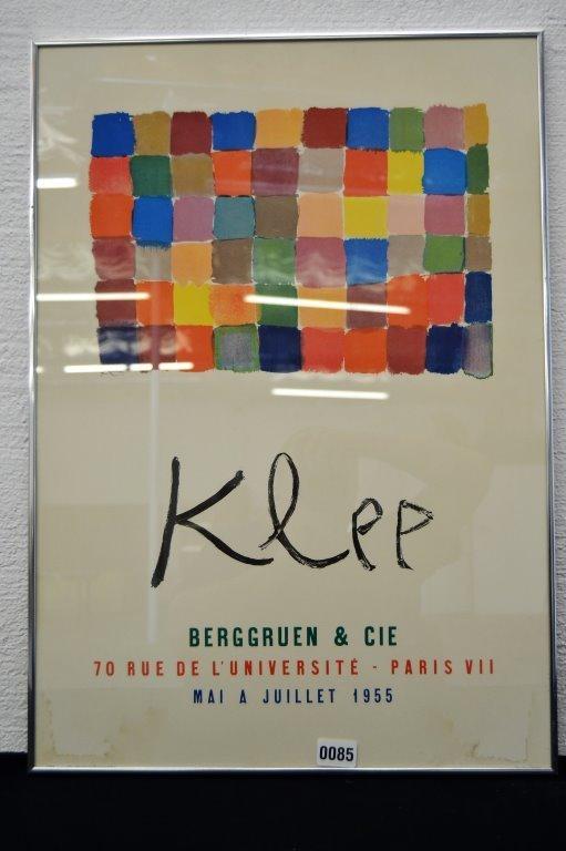 Paul Klee Poster