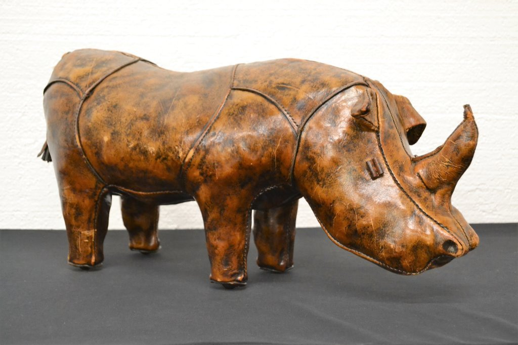 Abercrombie and Fitch Leather Rhino