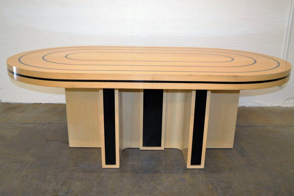 Tommi Parzinger Custom Dining Table