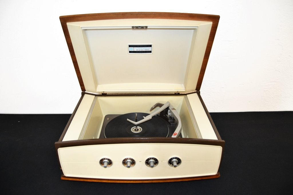 Columbia Stereo 360 with Garrard Turntable