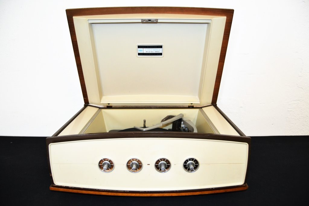 Columbia Stereo 360 with Garrard Turntable - 2