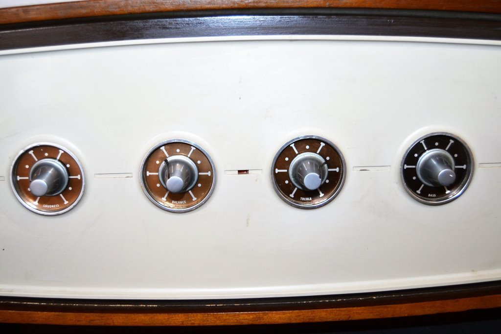 Columbia Stereo 360 with Garrard Turntable - 6