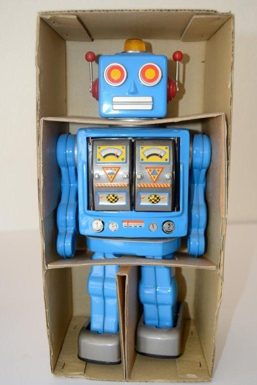 Original Horikawa Star Strider Metal Robot - 2