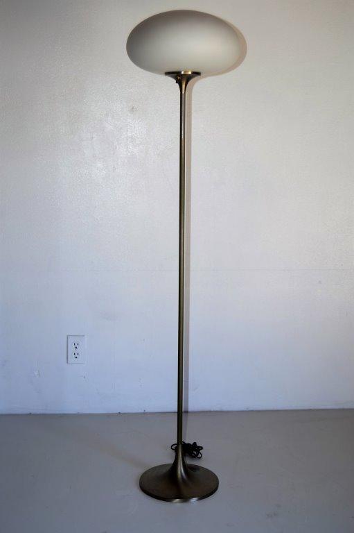 Bill Curry for Laurel Mushroom Floor Lamp