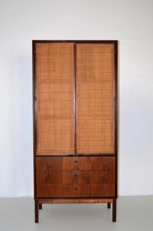 Mid Century Knoll Style 2 Door Man's Chest