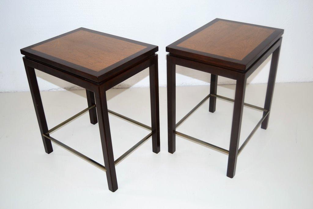 Edward Wormley Side Tables for Dunbar