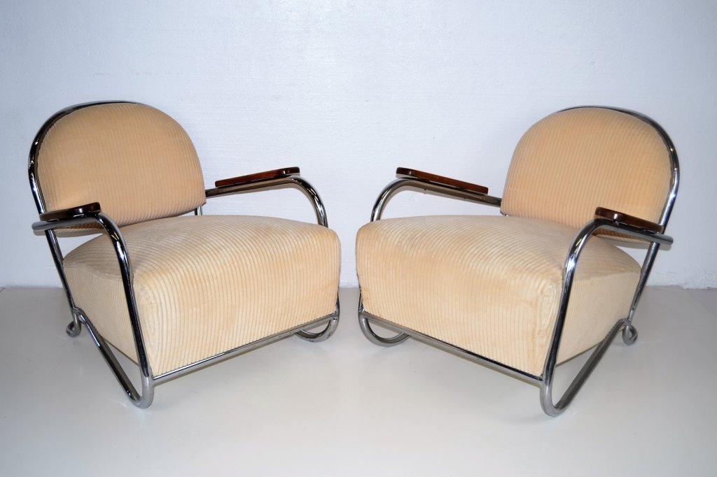 Rare Kem Weber Chairs