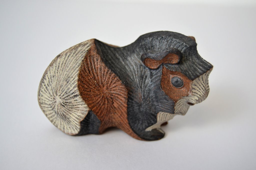 Bettty Davenport Ford Hamster Signed & Numbered
