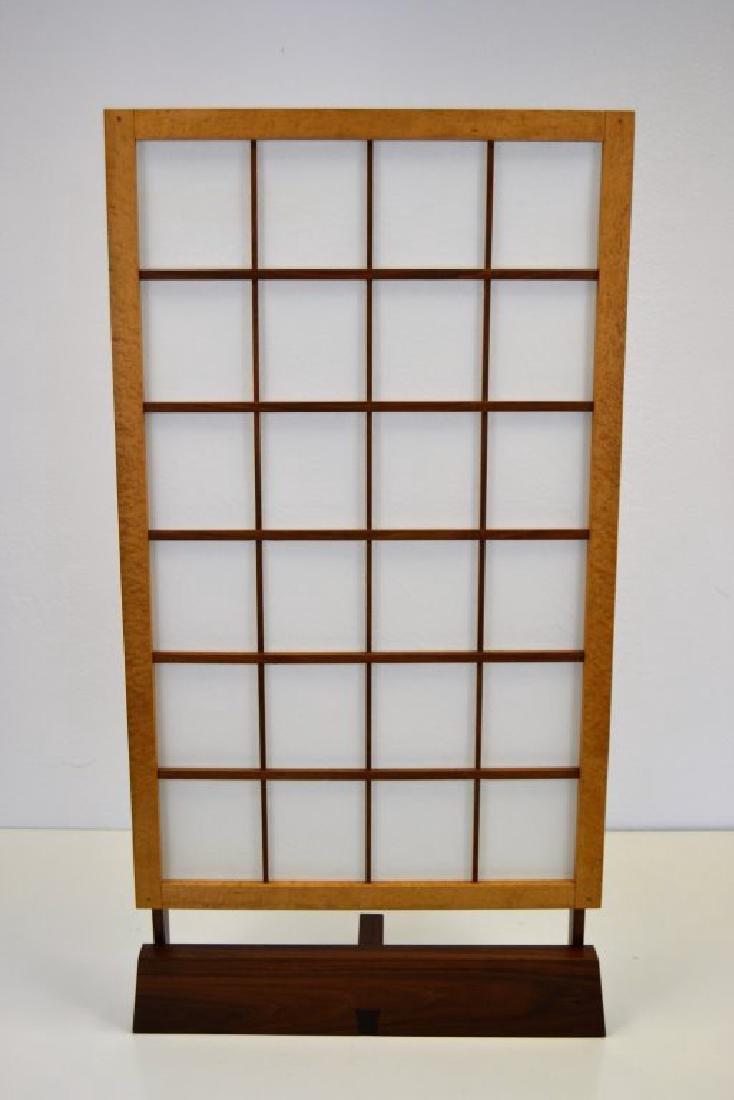 George Nakashima Rare Floor Screen