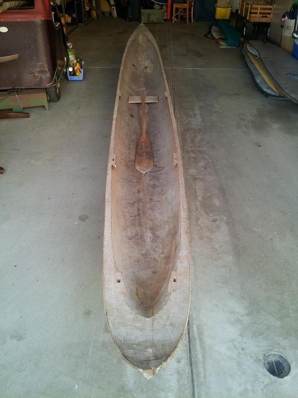 102B: Mentawais Canoe