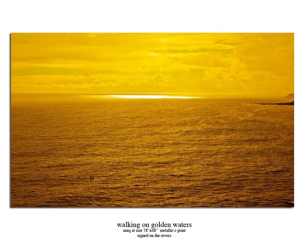 103F: Walking on Golden Water {Bery}