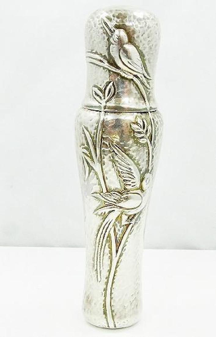 Tiffany & Co. Spain .925 Audubon Perfume Bottle