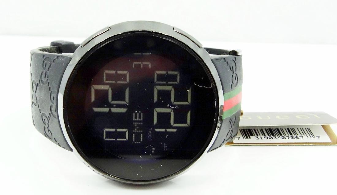 """Gucci """"I-Gucci"""" Digital Multi-Function Watch - 3"""