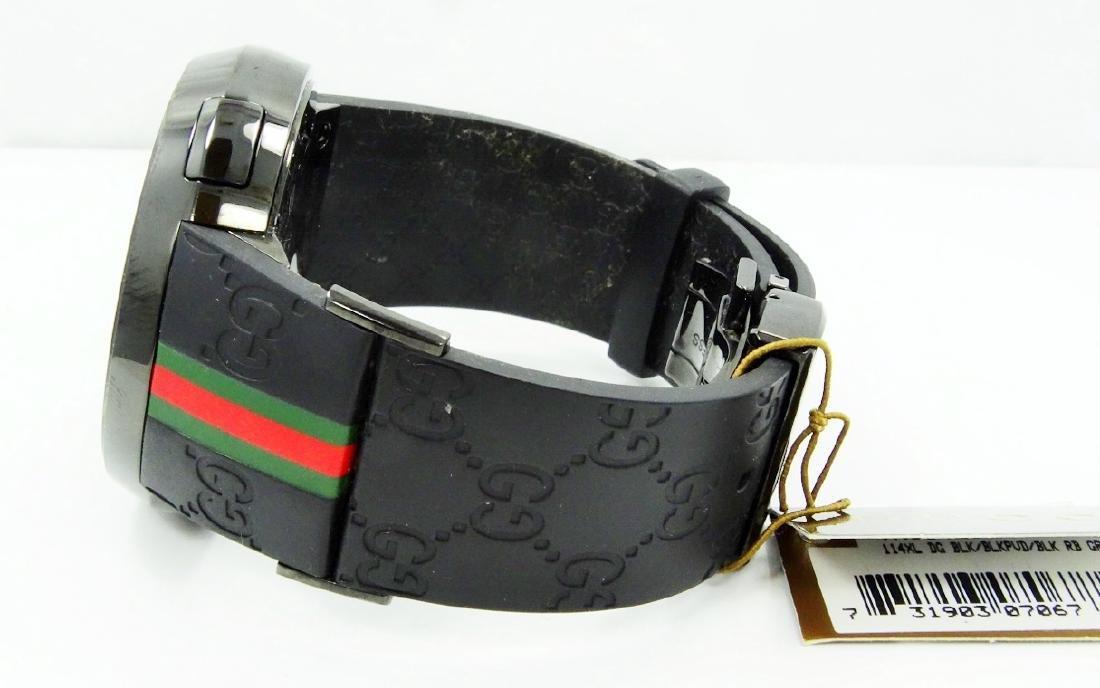 """Gucci """"I-Gucci"""" Digital Multi-Function Watch - 5"""
