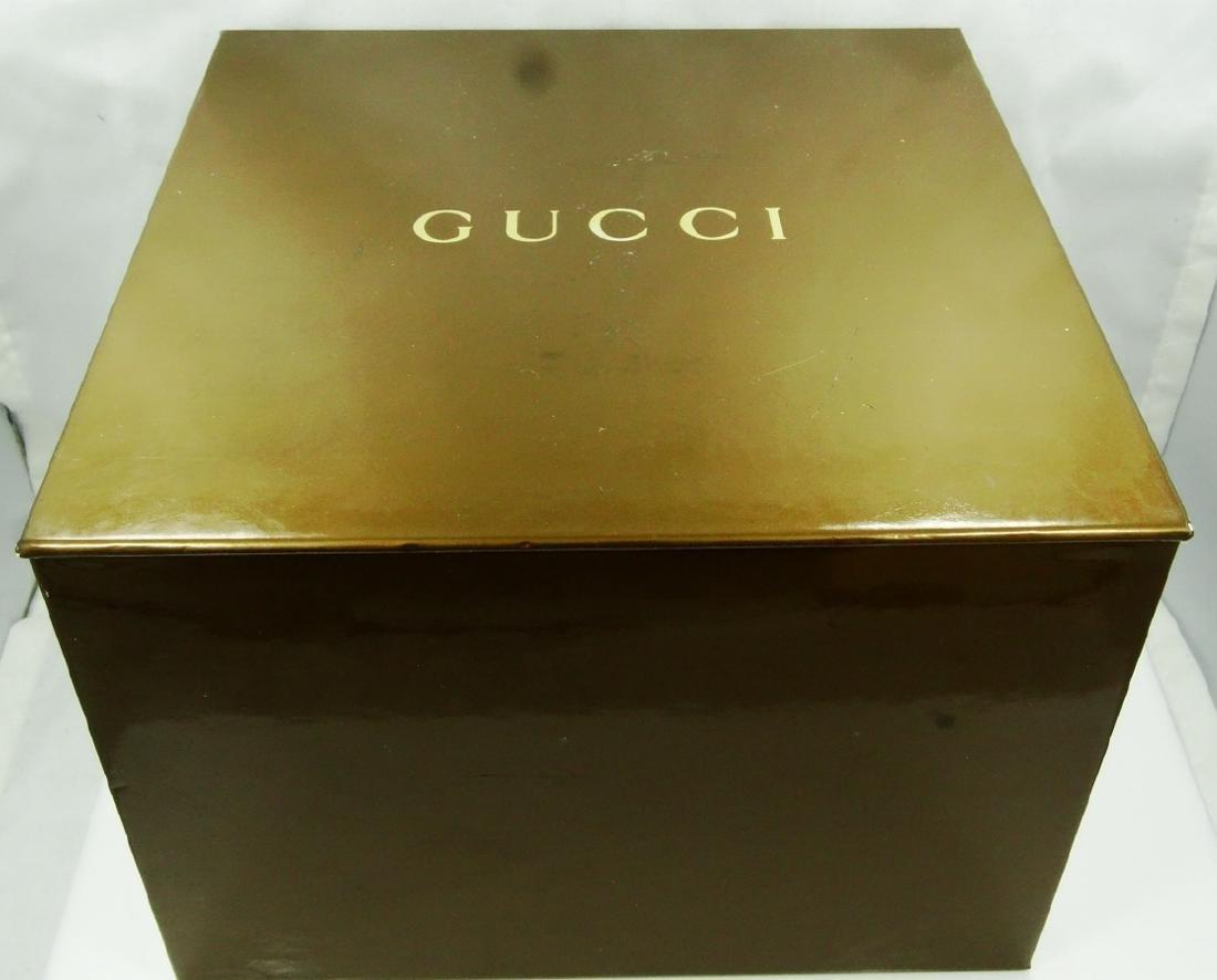 """Gucci """"I-Gucci"""" Digital Multi-Function Watch - 9"""