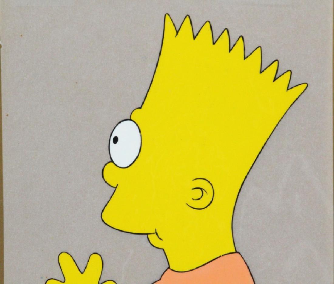 """Simpson's Animation Art SEASON 1 """"Bart Simpson"""" - 2"""