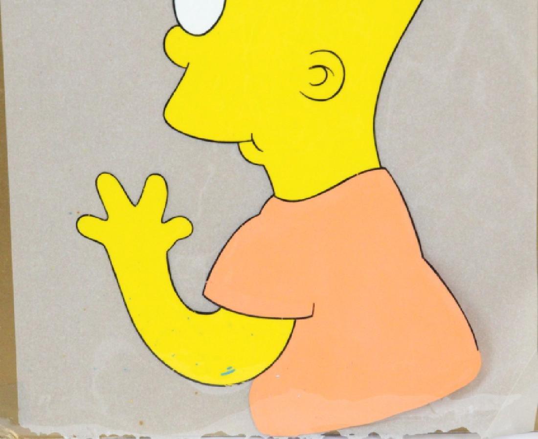 """Simpson's Animation Art SEASON 1 """"Bart Simpson"""" - 3"""