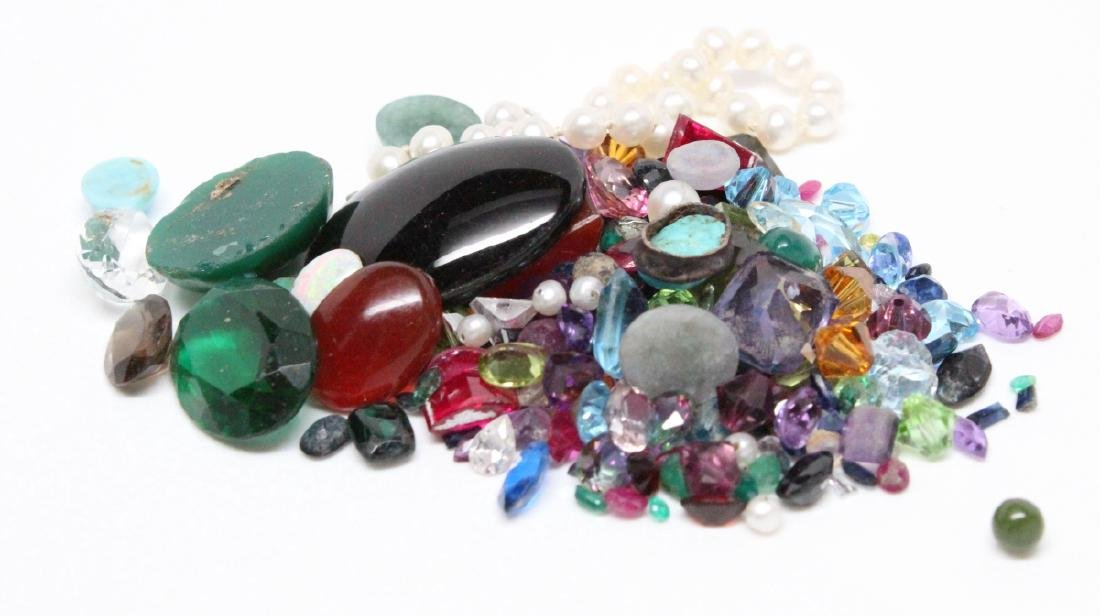Lot of UNSEARCHED Genuine Gemstones **READ** - 3