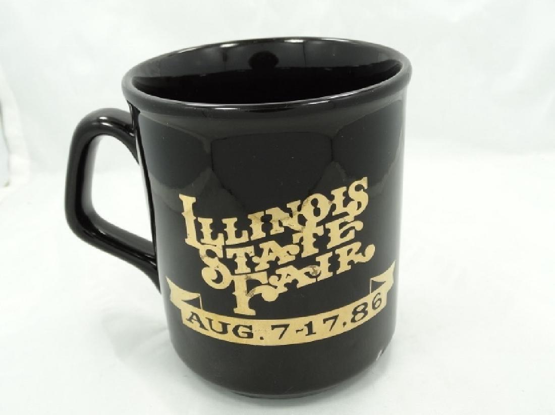 George Jones Personally Owned Coffee Mugs W/COA - 3