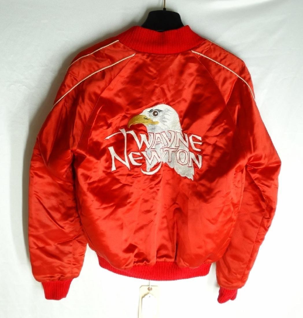 Wayne Newton 1981 Canadian Tour Jacket W/COA - 4