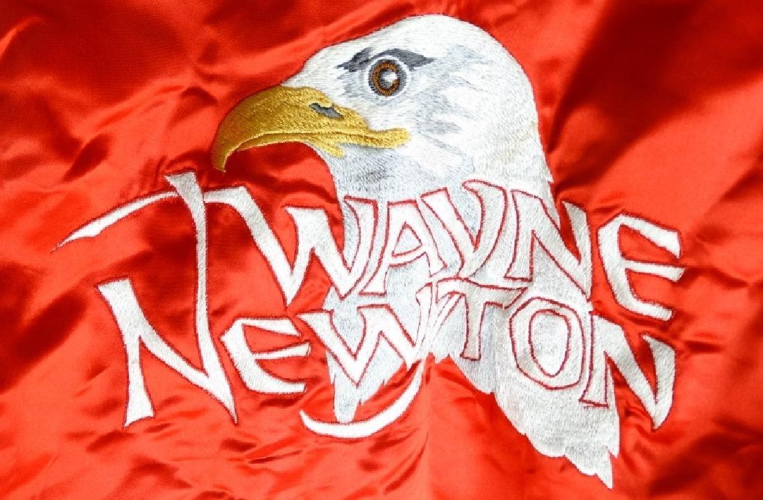Wayne Newton 1981 Canadian Tour Jacket W/COA - 5