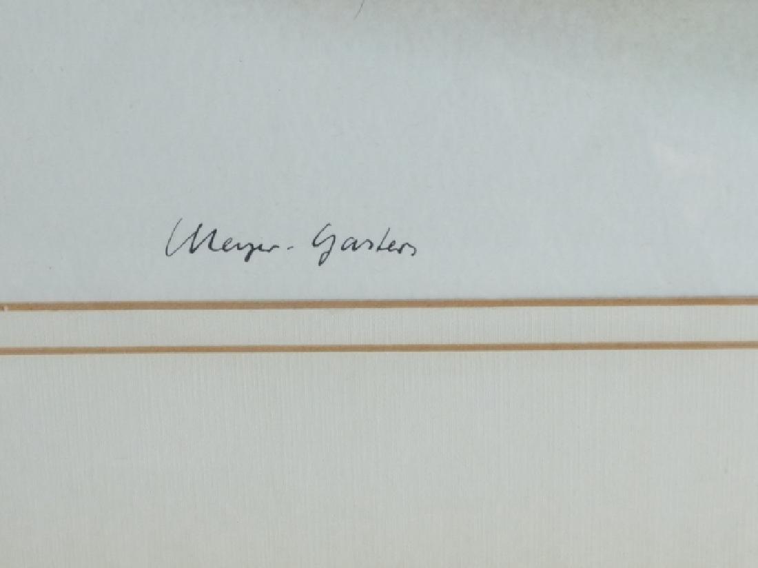 (2) Meyer Garlen Original Watercolor Paintings - 6