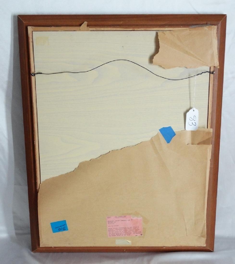"Tyrone Johnson ""The Beggar Boy"" Orig. Painting - 4"