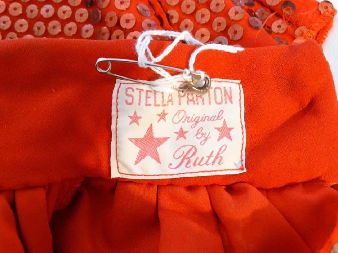 Stella Parton Personally Worn 2-PC Outfit W/COA - 4