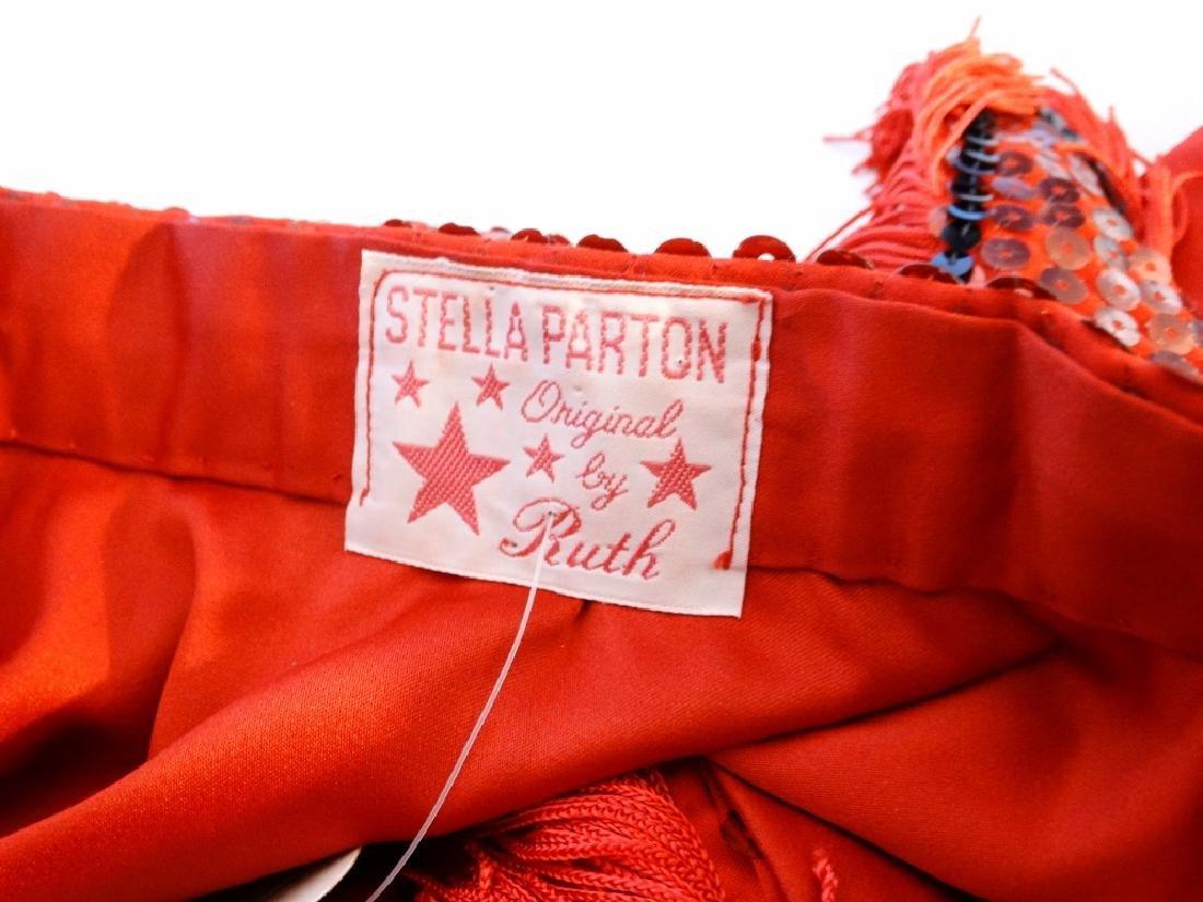 Stella Parton Personally Worn 2-PC Outfit W/COA - 8