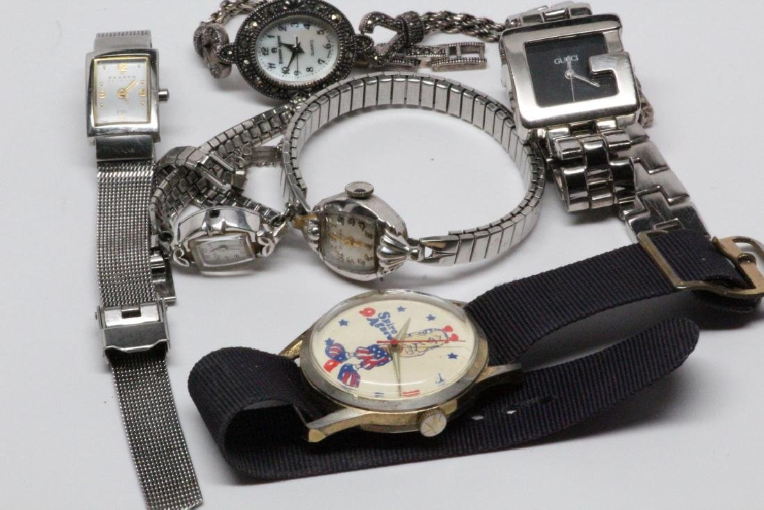 Mixed Lot of Unsearched Watches