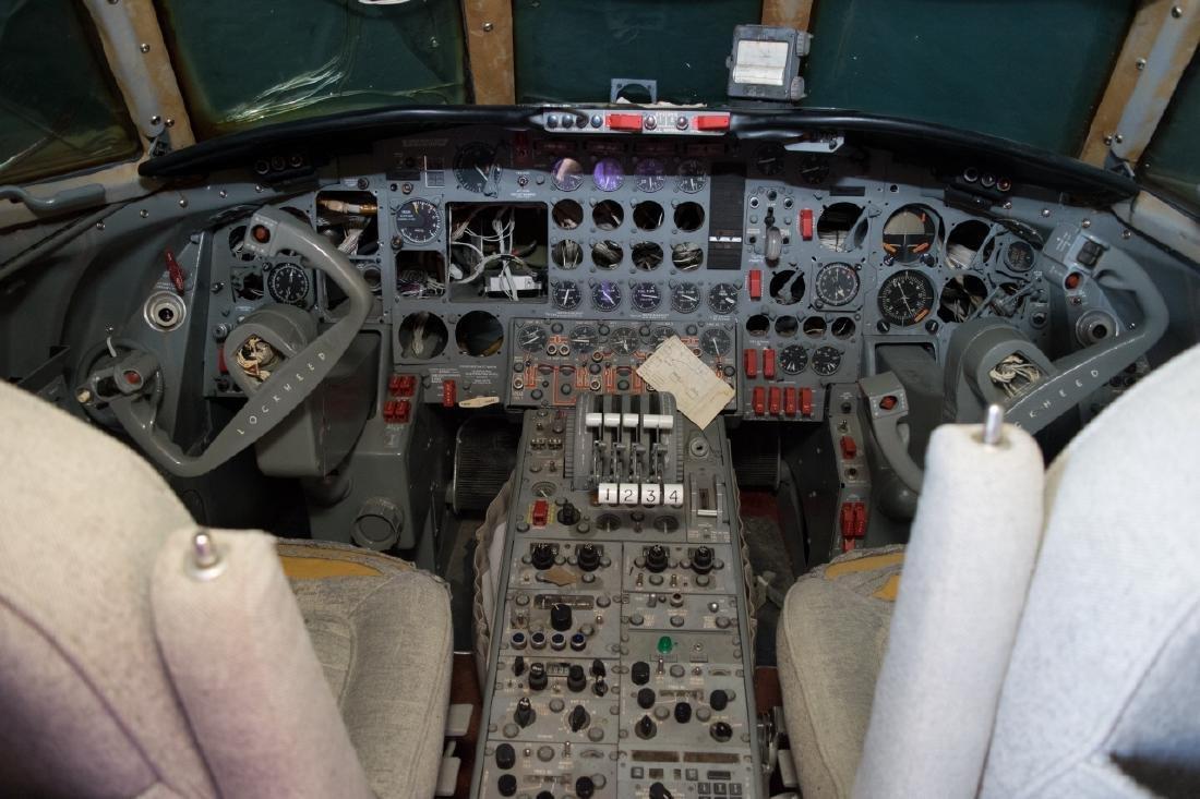 Elvis Presley's Private Lockheed Jetstar Jet - 10
