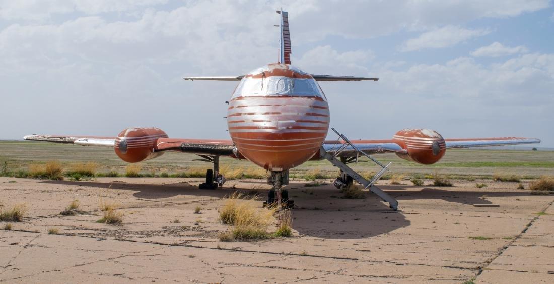Elvis Presley's Private Lockheed Jetstar Jet - 3