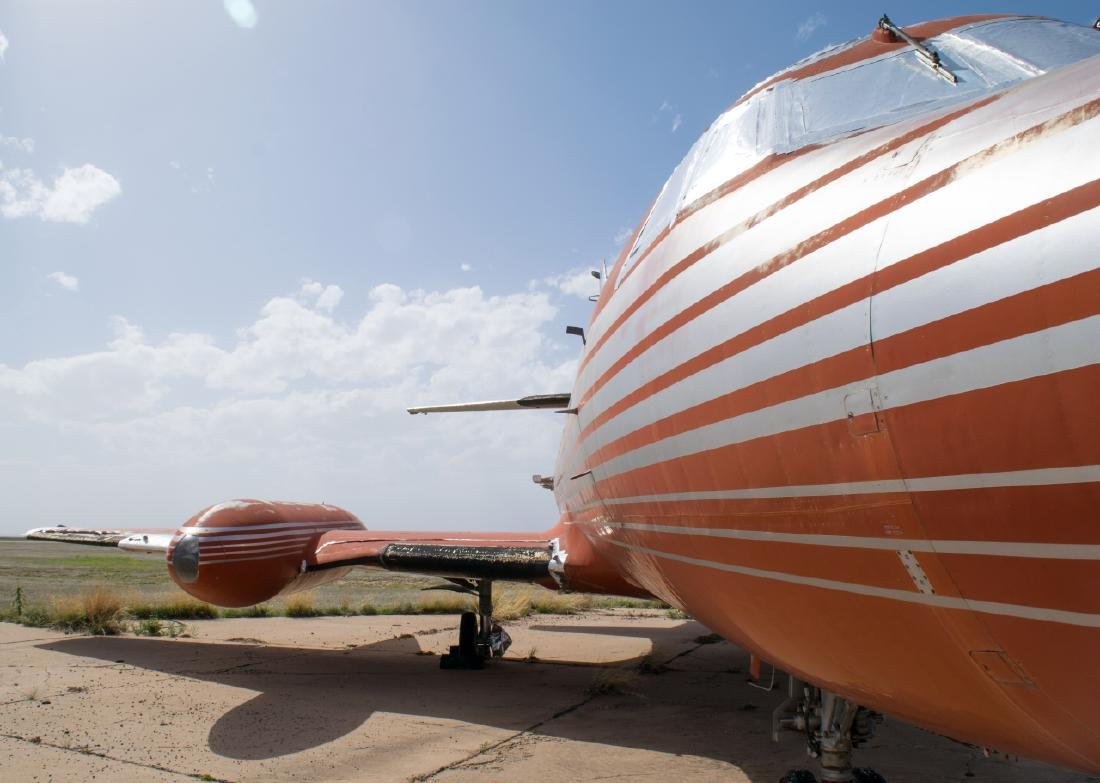Elvis Presley's Private Lockheed Jetstar Jet - 5