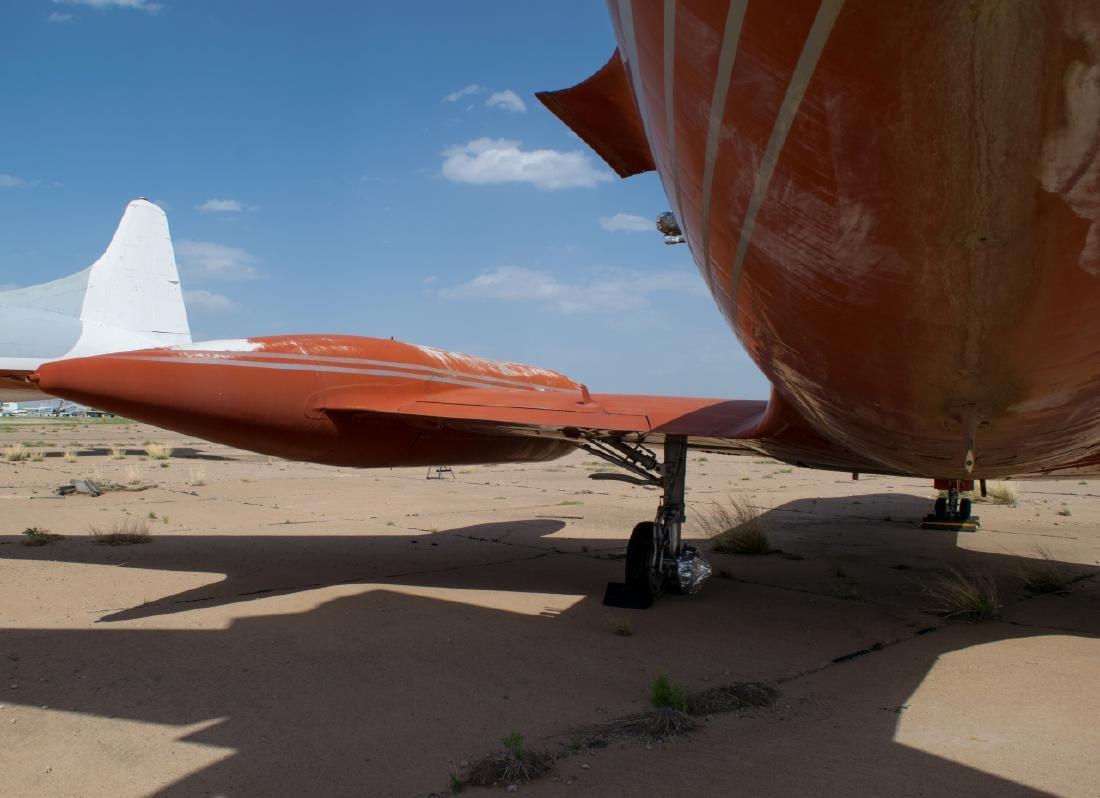 Elvis Presley's Private Lockheed Jetstar Jet - 7