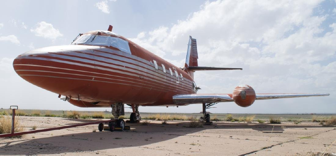 Elvis Presley's Private Lockheed Jetstar Jet - 9