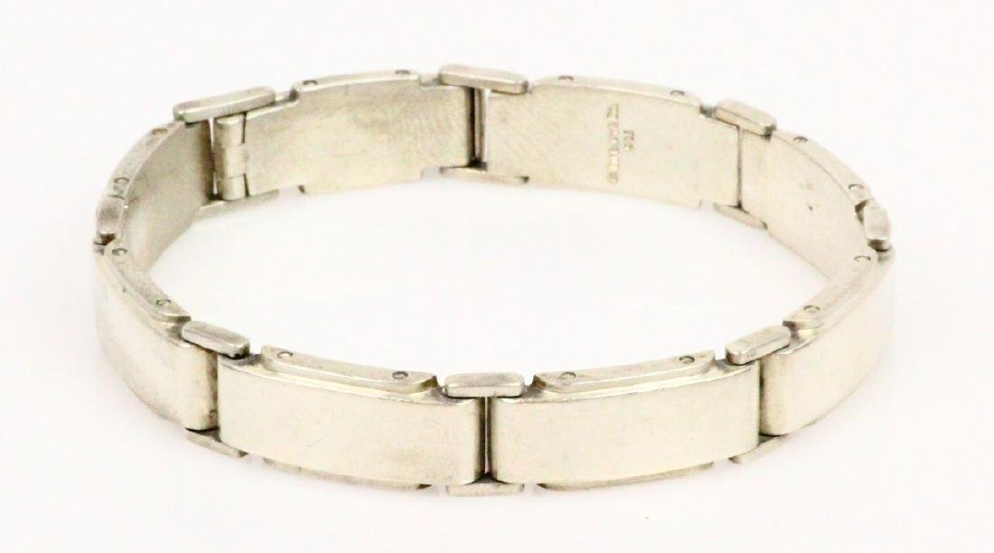 Tiffany & Co. Metropolis Sterling Silver Bracelet