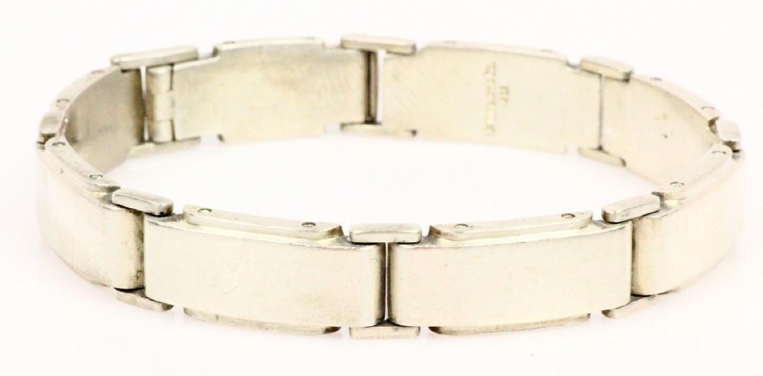 Tiffany & Co. Metropolis Sterling Silver Bracelet - 2