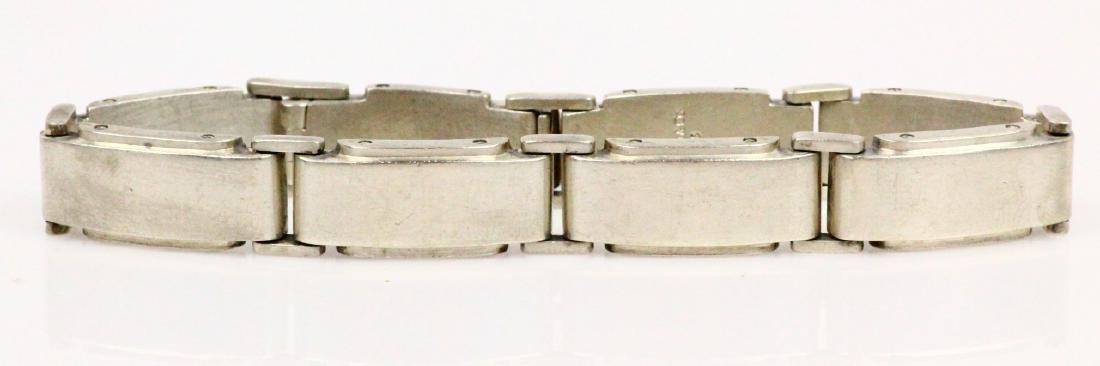 Tiffany & Co. Metropolis Sterling Silver Bracelet - 3