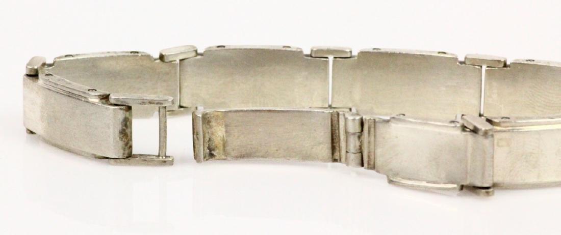 Tiffany & Co. Metropolis Sterling Silver Bracelet - 4