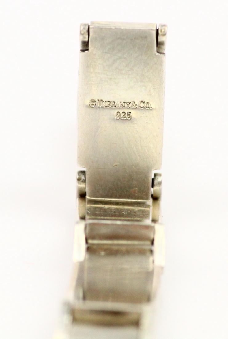 Tiffany & Co. Metropolis Sterling Silver Bracelet - 5